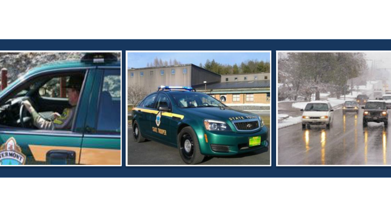 Driving dynamics i emergency vehicle operations vt for Vermont motor vehicle laws