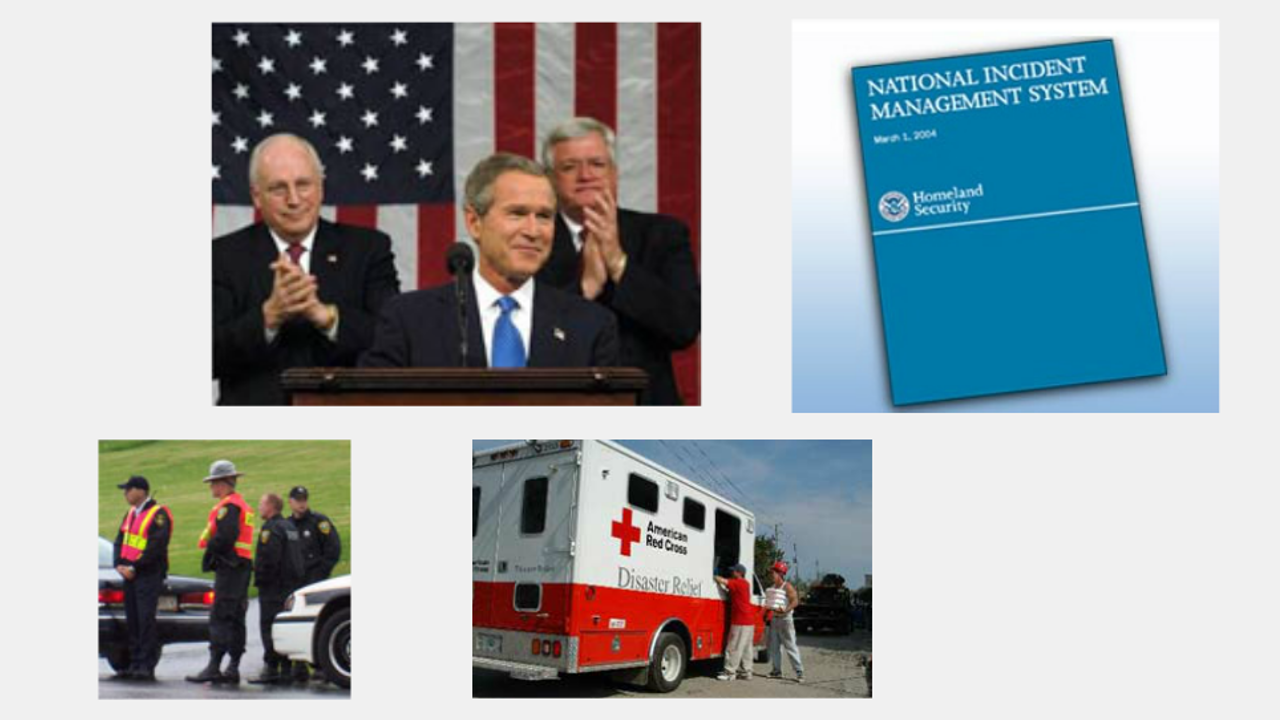 National Incident Management System Part One Us
