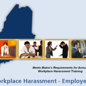 workplace harassment employees maine